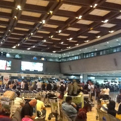 Photo taken at Ninoy Aquino International Airport (MNL) Terminal 1 by Gerard A. on 5/1/2013
