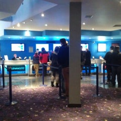 Photo taken at Cineworld by Ayush M. on 12/27/2012