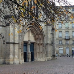Photo taken at Place Saint-Pierre by Dirk D. on 12/12/2012
