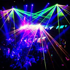 Photo taken at Hakkasan Las Vegas Nightclub by David d. on 4/22/2013