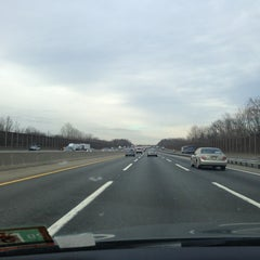 Photo taken at New Jersey Turnpike - Port Reading by Murat U. on 4/5/2013