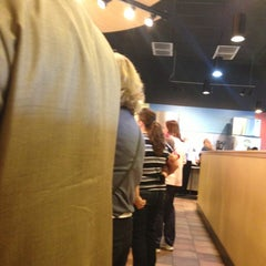 Photo taken at Qdoba Mexican Grill by Abby M. on 2/6/2013