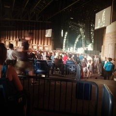 Photo taken at Sleep Country Amphitheater by Stephen H. on 7/8/2015