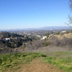 Photo taken at Fryman Canyon by Frances Z. on 12/31/2012