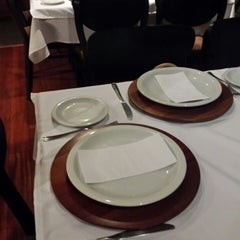Photo taken at Restaurante Tartine by HELENI HARUMI K. on 12/11/2013