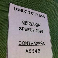Photo taken at London City by HELENI HARUMI K. on 10/9/2012