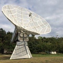 Photo taken at Astronomický ústav AV ČR by Jakub K. on 8/21/2014