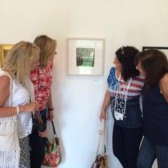Photo taken at Islip Art Museum by Linda M. on 6/28/2015