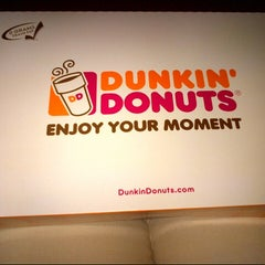 Photo taken at Dunkin' Donuts by Irina D. on 4/7/2013
