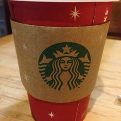 Photo taken at Starbucks by Ayesha S. on 12/22/2012