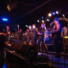 Photo taken at The Stone Pony by Samlee G. on 1/11/2013