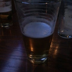 Photo taken at Tilted Kilt Pub & Eatery by Adam B. on 12/16/2012