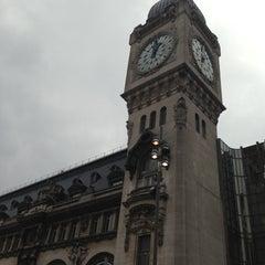 Photo taken at Gare SNCF de Paris Lyon by Haesun J. on 5/30/2013