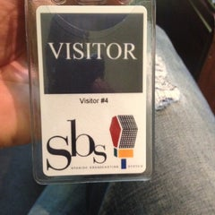 Photo taken at La Mega sbs radio by Kvan S. on 1/9/2013