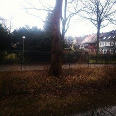 Photo taken at S Alt-Reinickendorf by Alireza R. on 4/11/2013