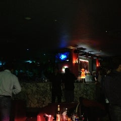 Photo taken at Skyy Bar by Alx C. on 1/2/2013