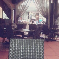 Photo taken at Carlos Mexican Canteena by Noja A. on 1/23/2013