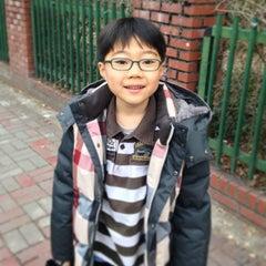Photo taken at 한밭초등학교 by David Jaehyoung L. on 1/19/2013