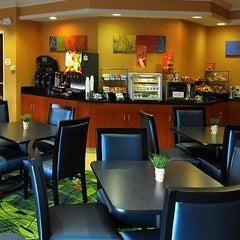 Photo taken at Fairfield Inn & Suites Denver Aurora/Medical Center by MDS on 6/30/2015