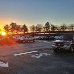 Photo taken at Employees Parking Lot 3 by Jon T. on 12/19/2012
