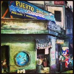 Photo taken at Puerto Sagua Restaurant by Ryann T. on 4/9/2013