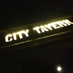 Photo taken at City Tavern Culver City by Rita O. on 1/12/2013