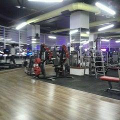 12/29/2012 tarihinde by k.ziyaretçi tarafından EFC Fitness Spa&Club'de çekilen fotoğraf