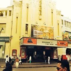 Photo taken at Regal Cinema by Alroy N. on 10/8/2013