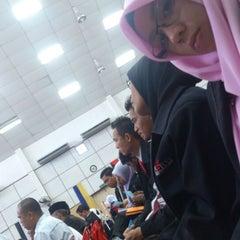 Photo taken at Maktab Rendah Sains MARA by Izyan K. on 4/23/2013