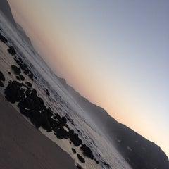 Photo taken at Praia das Conchas by Vanessa P. on 9/23/2014