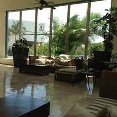 Photo taken at Ocean Spa Hotel by Cindy L. on 3/18/2013