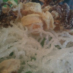 Photo taken at Mio Sushi by Trevor S. on 9/28/2012