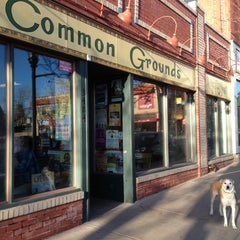 Photo taken at Common Grounds Coffee by Dana D. on 4/29/2013