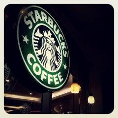 Photo taken at Starbucks by Eric T. on 3/29/2013