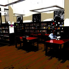 Photo taken at New York Public Library - 115th Street Library by Marc S. on 8/31/2015