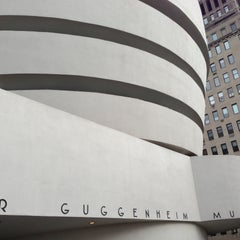 Photo taken at Solomon R. Guggenheim Museum by Marc S. on 4/13/2013