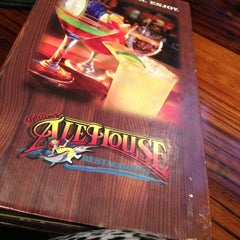 Photo taken at Miller's Fort Lauderdale Ale House Restaurant by Mariana C. on 1/6/2013