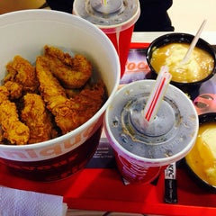 Photo taken at KFC by Nadia A. on 3/7/2014