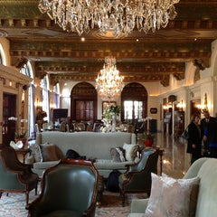 Photo taken at St. Regis Washington D.C. by Mink S. on 1/2/2013