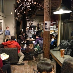 Photo taken at Trees Organic Coffee by Kalvin S. on 1/11/2013