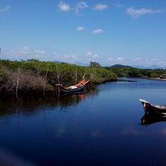 Photo taken at Barra do Sai - PR by Jones K. on 1/18/2013
