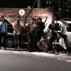 Photo taken at Jalan Pahlawan by Fahri F. on 7/1/2014