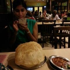 Photo taken at Woodlands Vegetarian Restaurant by Shamala K. on 4/1/2013