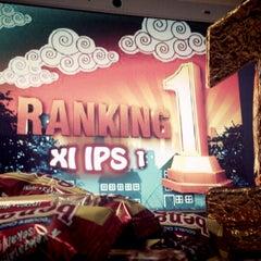 Photo taken at SMA Negeri 11 Bandung by Anggi R. on 3/24/2014