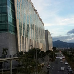 Photo taken at Bancolombia Dirección General by Leonel G. on 8/3/2014
