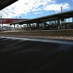 Photo taken at Gare SNCF de La Roche-sur-Yon by Thomas B. on 3/9/2013