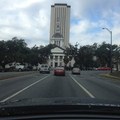 Photo taken at Florida State Capitol by Nat A. on 11/6/2012
