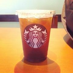 Photo taken at Starbucks Coffee 関西国際空港エアサイド店 by Yutaro T. on 3/10/2013