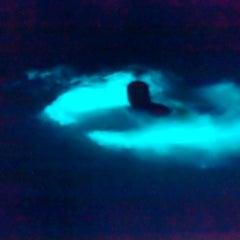 Photo taken at Bioluminescent Bay @ Fajardo by Jairo N. on 11/16/2012