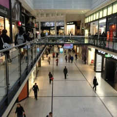 Photo taken at Arndale Shopping Centre by Justin G. on 1/29/2013